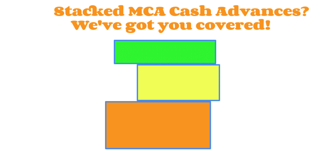 Stacking merchant cash advances? Tips and steps on fixing