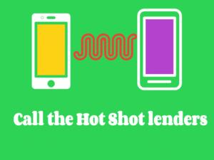 Call lenders