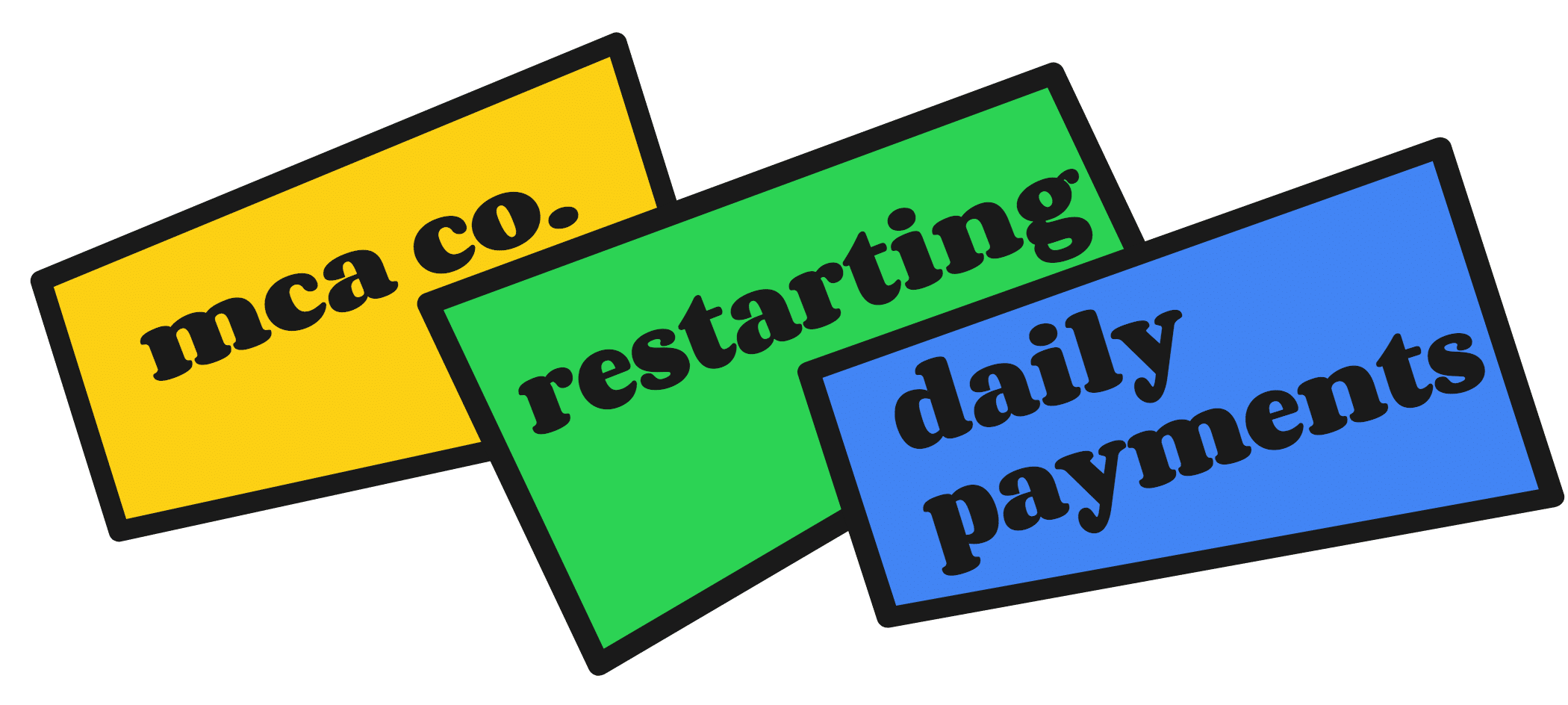 restarting daily payments