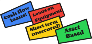small business loans with recent low sales months