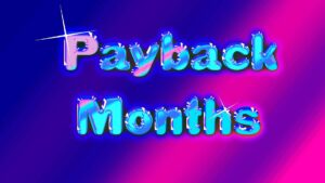 payback months